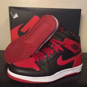 a5f67840e178 Jordan Shoes - Jordan 1.5 Retro Bred